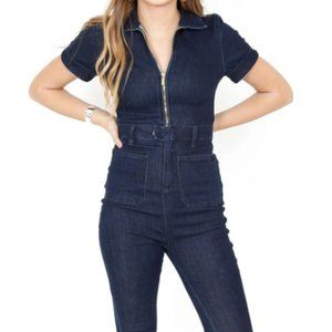 WE WORE WHAT: DENIM JUMPSUIT